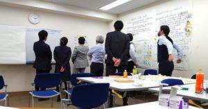 製薬企業の営業幹部の一枚岩会議